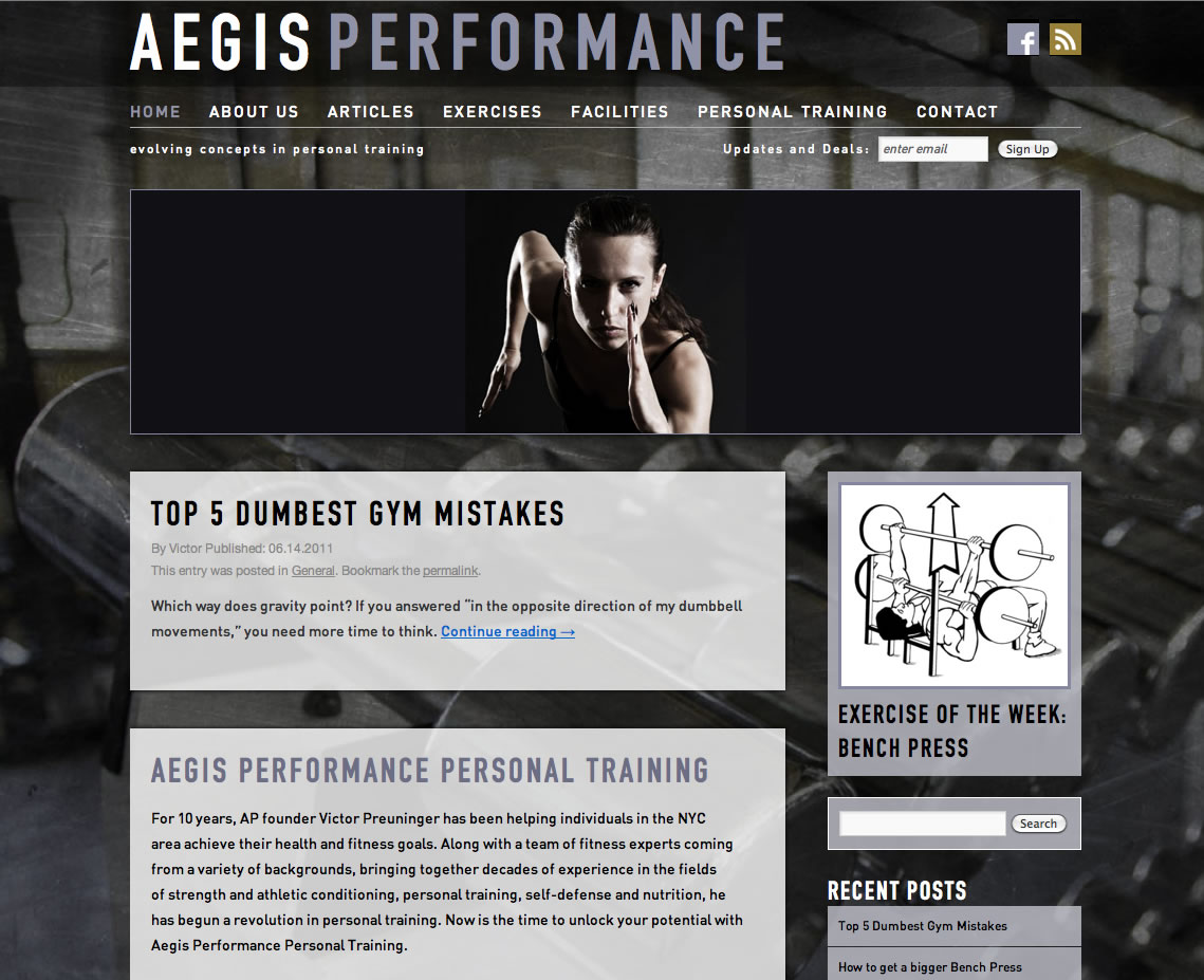 aegisperformance