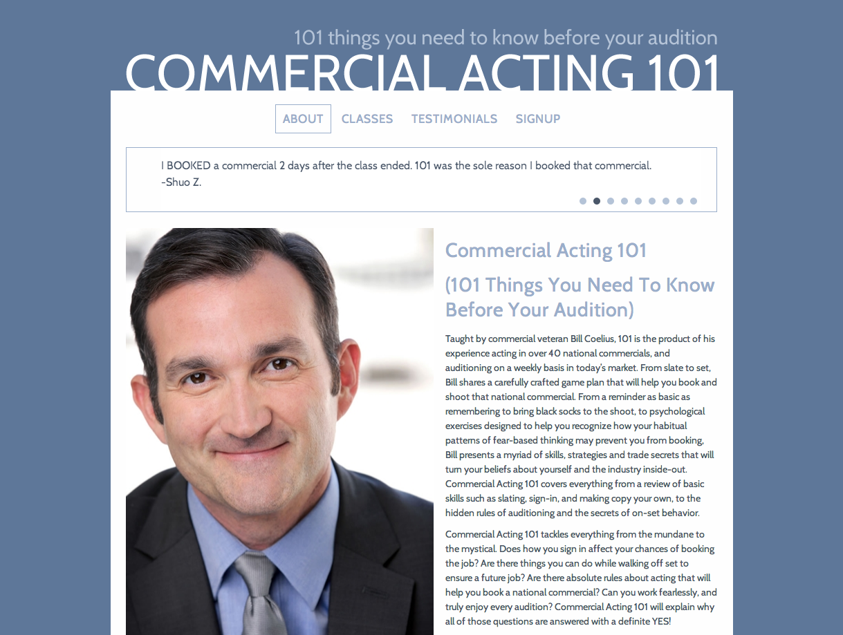 commercialacting101